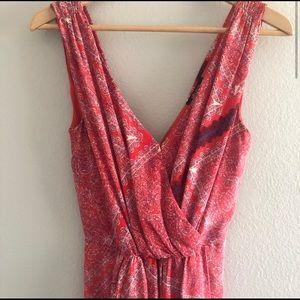 Ella Moss   Silk Tuscana Tulip Dress   S